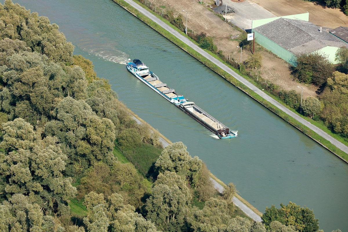 Canal seine nord europe
