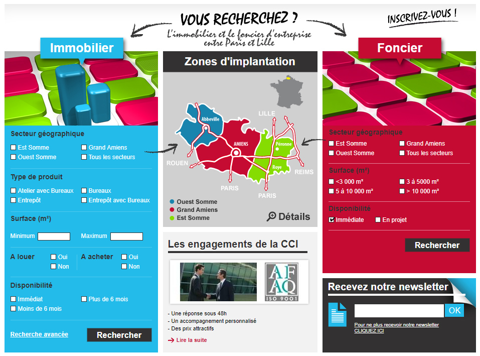 Site web somme-d-opportunites